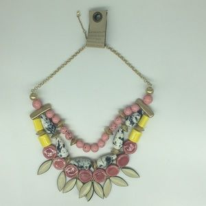 Anthropologie Necklace, Never Used